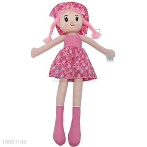 3 Color Cloth Doll for Little Girl