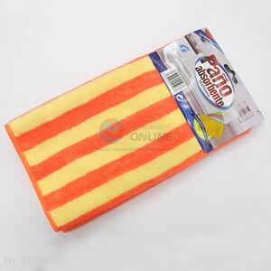 High Quality Absorbent Orange Multifunctional Towel Car/Dishes Washing