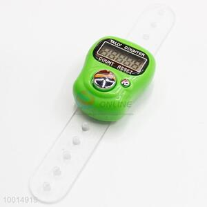 4 Colors Plastic Electronic Finger Counter
