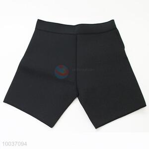 Neoprene material graceful sport shorts