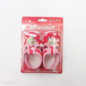 Wholesale pink newborn baby shoes