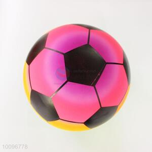 Promotional gift pvc beach ball suoccer ball toy