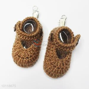 Fashion design floral caddice baby shoes