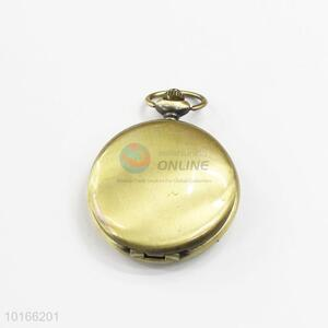 Promotional new style cool cheap pocket watch