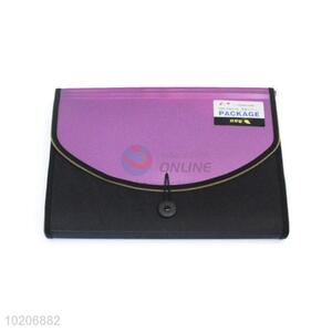 High Quality Office File Folder Document File Plastic Folder