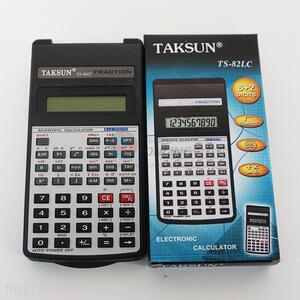 Promotional cheap black electronic calculator