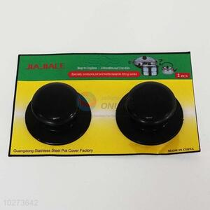 China factory low price plastic lid button 6.3cm