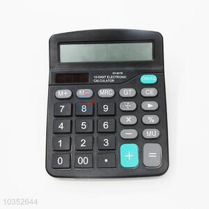 Best Selling 12 Digits Electronic Calculator Desktop Calculator