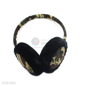 High sales promotional camouflage winter earmuffs