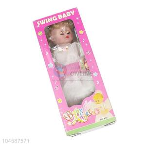 Lovely Design Baby Angle Popular Doll Toy For Children