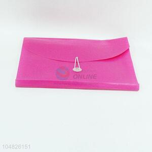 Factory Hot Sell Plastic File Bag for Sale