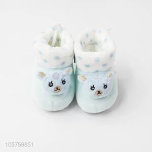 Good sale 3d animal catoon infant shoes girls shoes