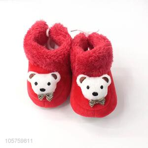 Best quality 3d animal catoon infant shoes girls shoes