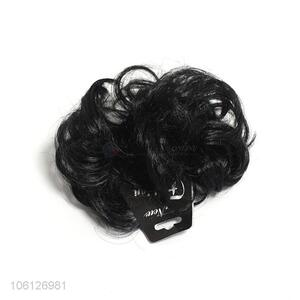 Low price curly human hair extension