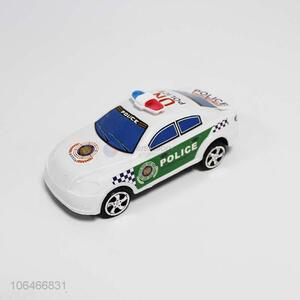 New product plastic car toys police toy car for kids