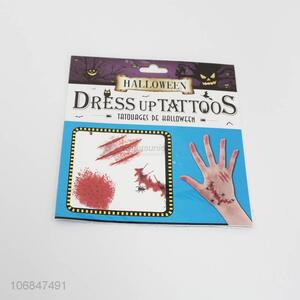 Suitable price Halloween dress up tattoos horrible tatttoos