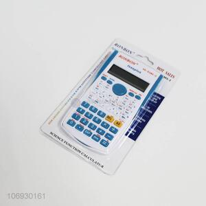 Professional 240 function 2-line display calculator scientific calculator for students