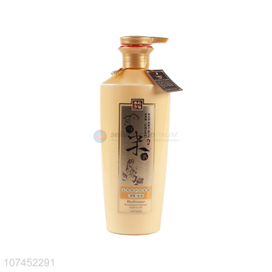Wholesale 750Ml Rice Essence Nourishment Haircare Bright Smooth Shampoo