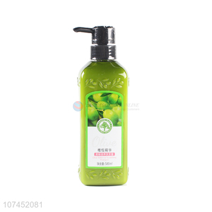 Competitive Price 500Ml Olive Soften Nourishing Shampoo