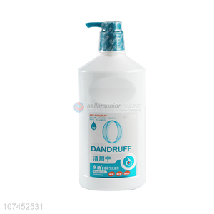 Good Factory Price 750Ml Repairing Anti-Dandruff Shampoo