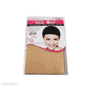 Best Quality Elastic Dome Cap Wig Cap Cheap Hair Bonnet