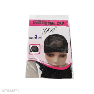 Custom Net Dome Cap Mesh Weaving Wig Cap For Making Wigs