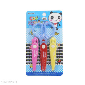 Wholesale Office Supplies Cute Paper Scissors Craft Scissors
