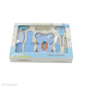 Low price baby healthcare kit grooming set for infant