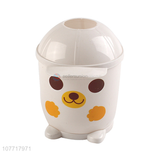 Promotional various durable mini trash waste bin