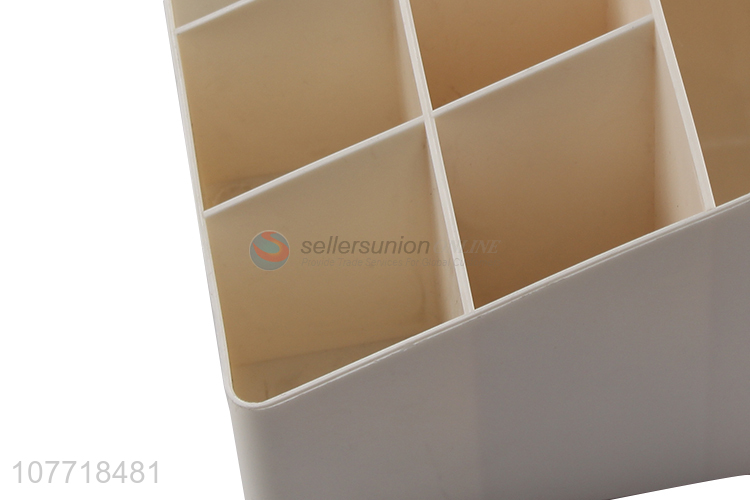 Multifunction desk stationery organizer storage jewellery boxes