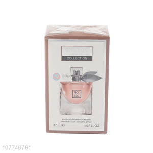 Best selling No.830 ladies perfume fresh romantic daily deodorant