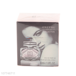 Wholesale No.811 natural fresh lady perfume daily deodorant for women