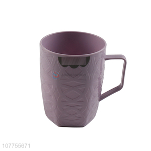 Wholesale Good Quality Plastic Juice Cup Water Cup With Handle