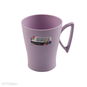 New Design Plastic Cup Water Cup Juice Cup With Handle