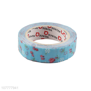 China supplier flower pattern washi tape decorative tape for gift wrapping