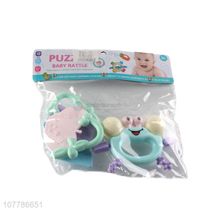 Wholesale baby rattles early education musical toy