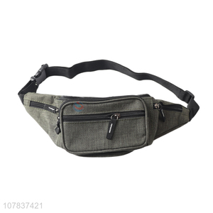 Low price durable man fanny pack bag with cheap price