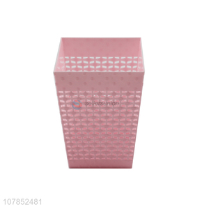 China wholesale plastic pen container for school office