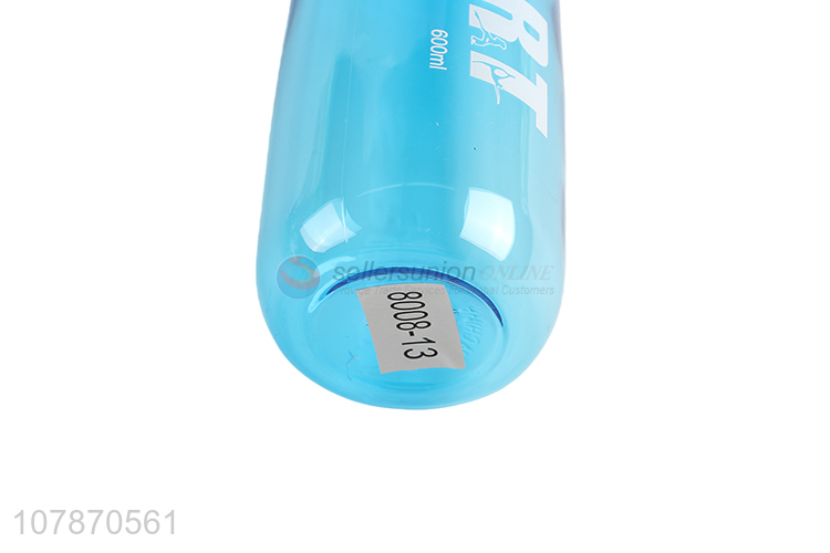 Promotional items unbreakable leakproof outdoor plastic water bottle