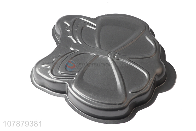 Yiwu wholesale aluminum butterfly mold kitchen baking cake mold