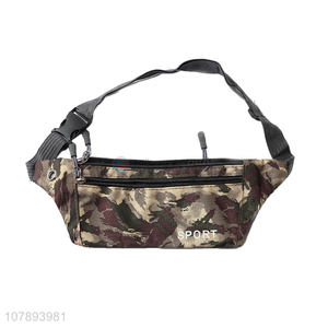 Wholesale outdoor traveling high capacity chest bags waist bag