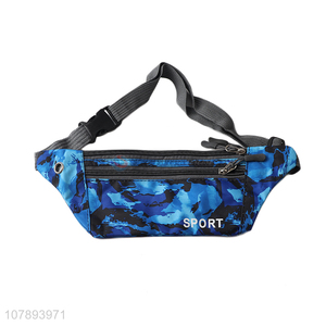 China factory waterproof running belt waist backpack bag for sale