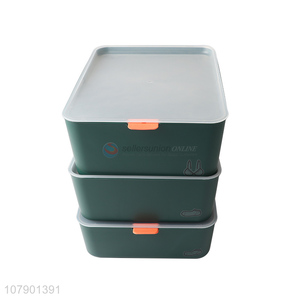 China sourcing three layers household storage box for sale
