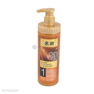 Good sale personal care 500ml repairing shampoo with top quality