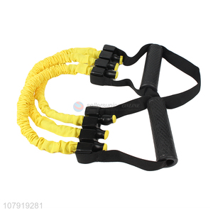 Popular Products Training Equipment Pilates Elastic Bands For Sport